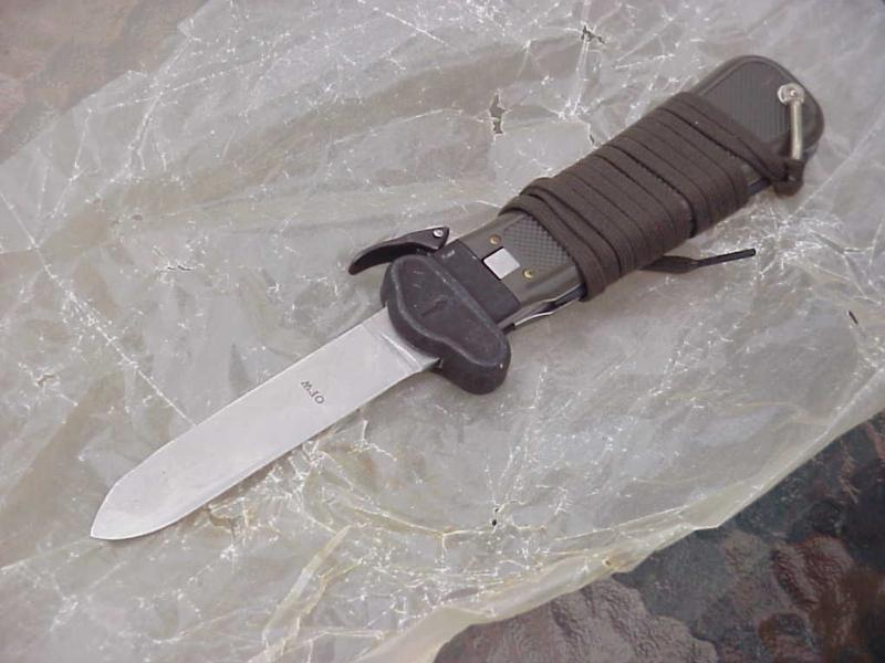 Modern Gravity Knife